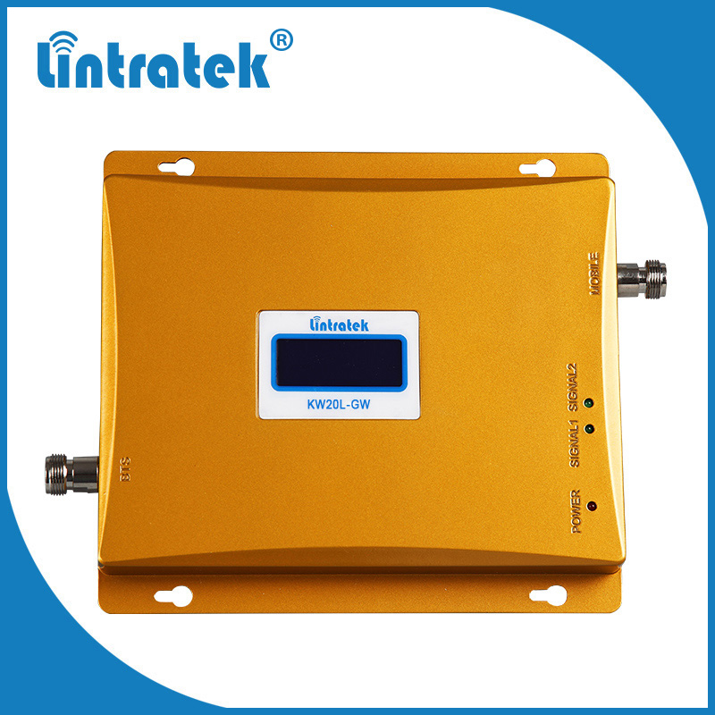 Display Dual band 900-2100mhz Repeater